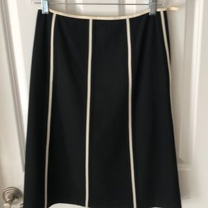 Ann Taylor striped skirt